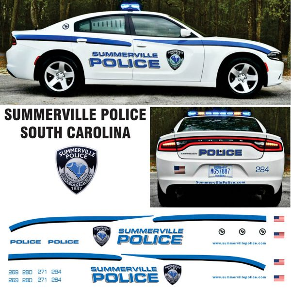 Summerville Police SC Charger