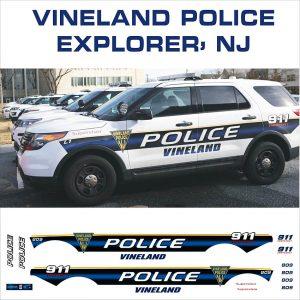 Vineland Police, NJ – Explorer