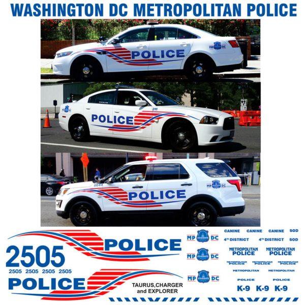 Washington DC Metropolitan Police