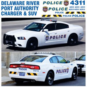 Delaware River Port Authority (PA and NJ) – Charger & SUV