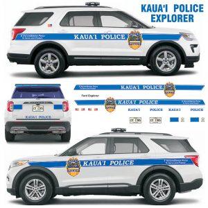 Kaua'i Police (HI) Hawaii – Explorer (Kauai)