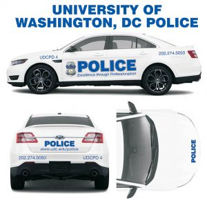 Washington DC University Police – Taurus