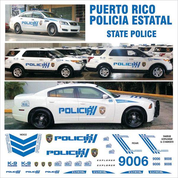 Puerto Rico Policia Estatal