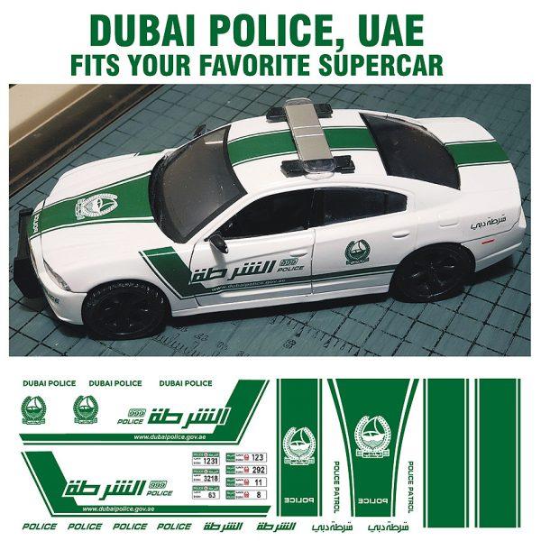 Dubai Police UAE